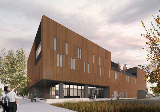 1400 West Washington render