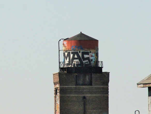 Chicago Water Tank 2210 South Grove