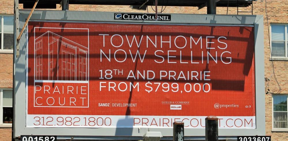 Prairie Court banner