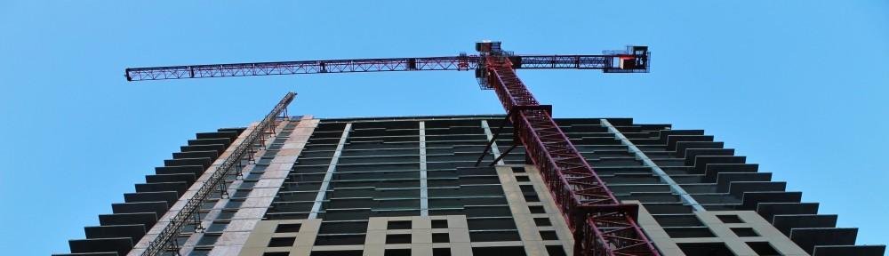 Ryan Companies' 833 North Clark Approaches Full Skyscraper