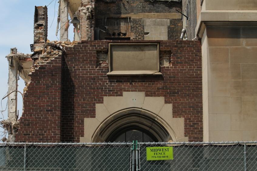 Rush demolition