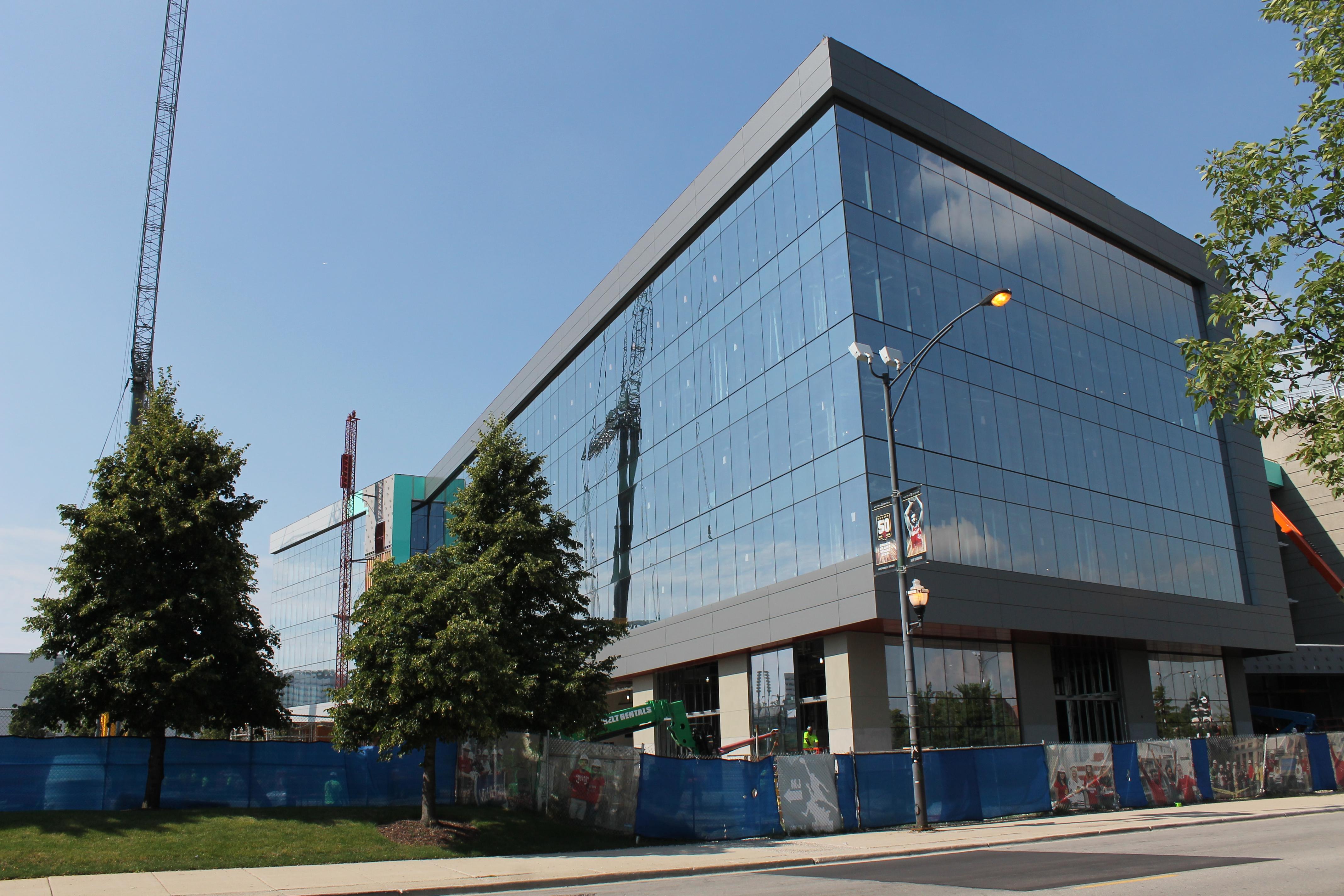 United Center office