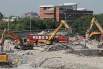 Malcolm X College demolition