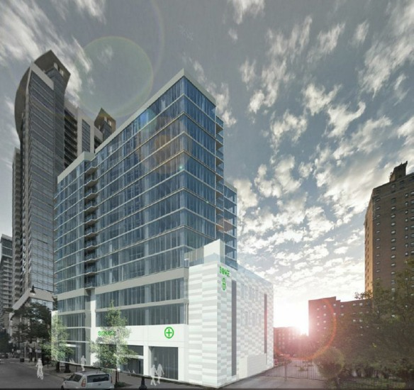 1411 South Michigan render
