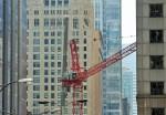 151 North Franklin tower crane
