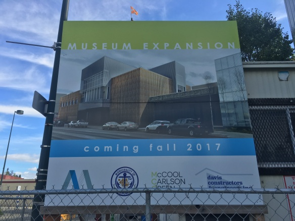 Anchorage Museum expansion