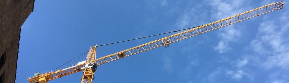 3Eleven tower crane