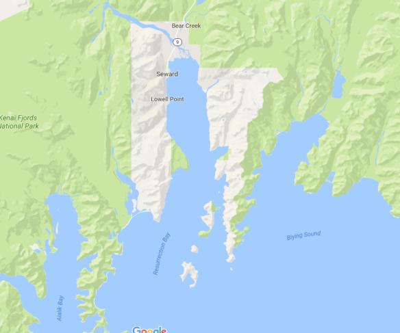 Resurrection Bay Alaska Map.Alaska Buildingupchicagodotcom