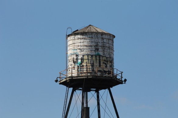 Water tank 809 North Racine Avenue