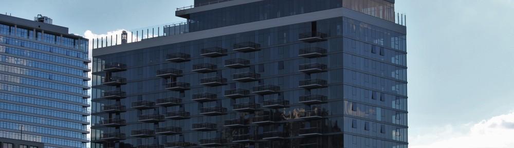 Niche 905 balconies