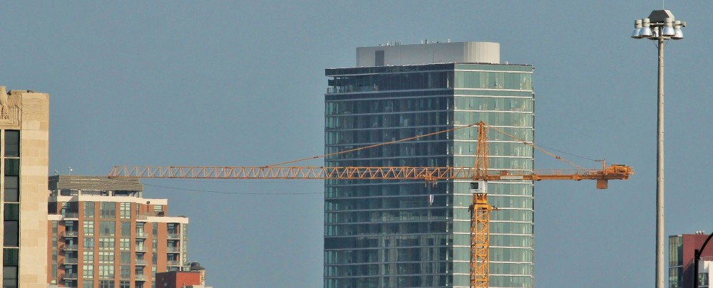 Alta Roosevelt tower crane