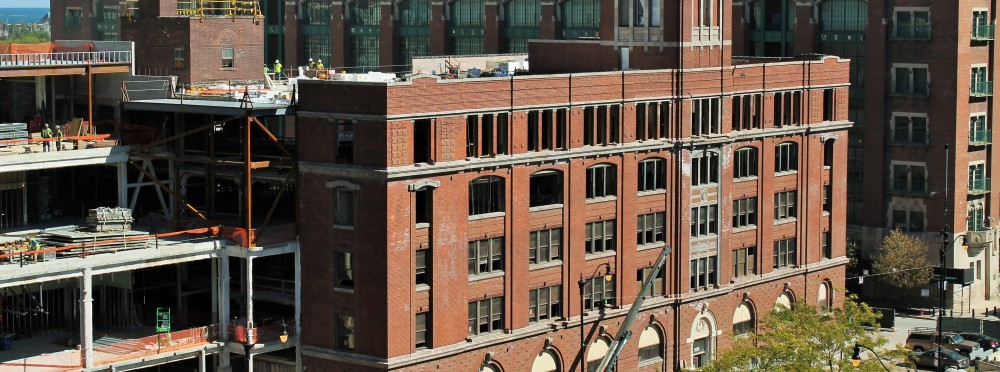 American Book Company building renovation