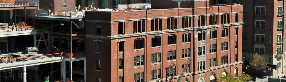 American Book Company building renovation