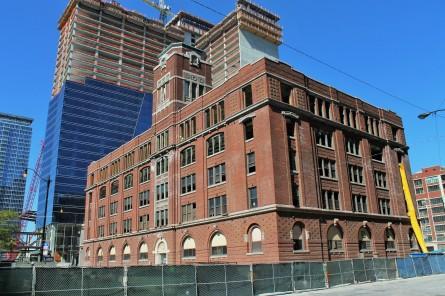 American Book Company building renovation 1