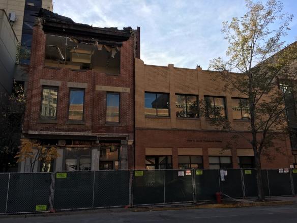 Children's Memorial Hospital demolitions