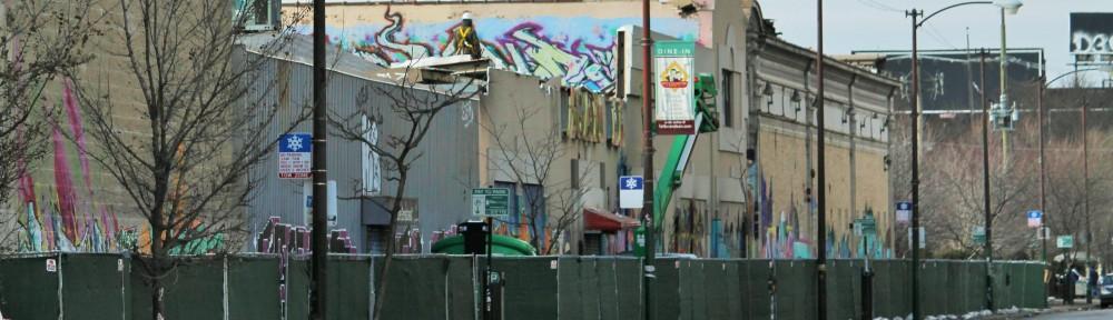 Mega Mall demolition