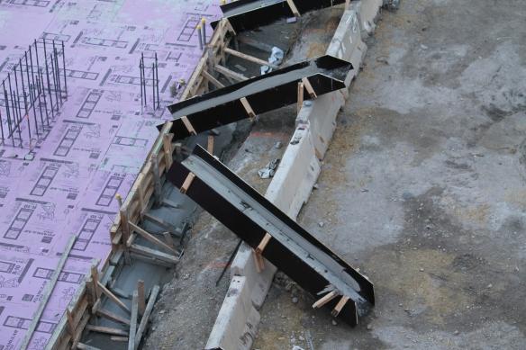 Wanda Vista Tower concrete pour 8