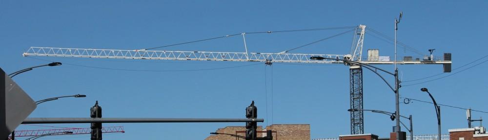 Addison & Clark tower crane