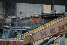 Essex On The Park demolition 4
