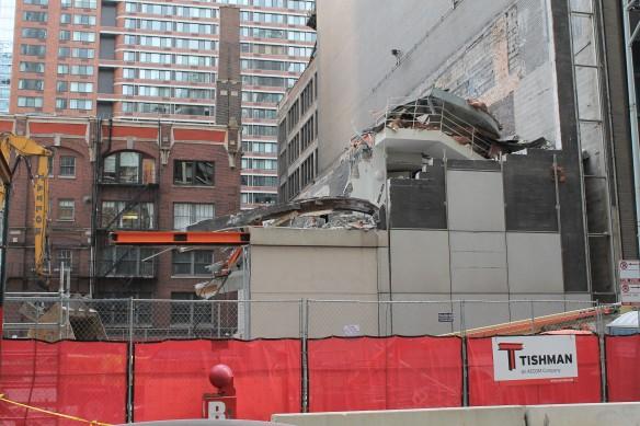 MCA Chicago demolition