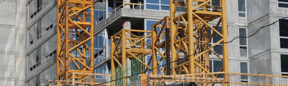 Alta Roosevelt tower crane jump