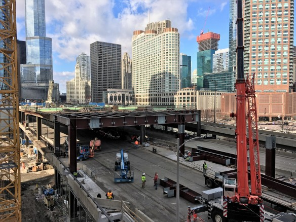Upper Wacker Extension