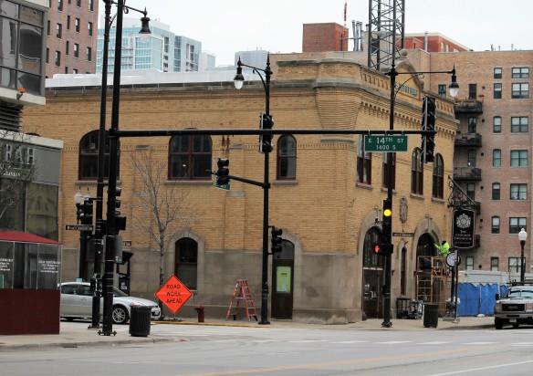 Chicago Firehouse Restaurant