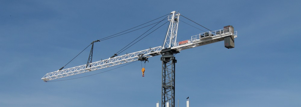 No. 508 tower crane