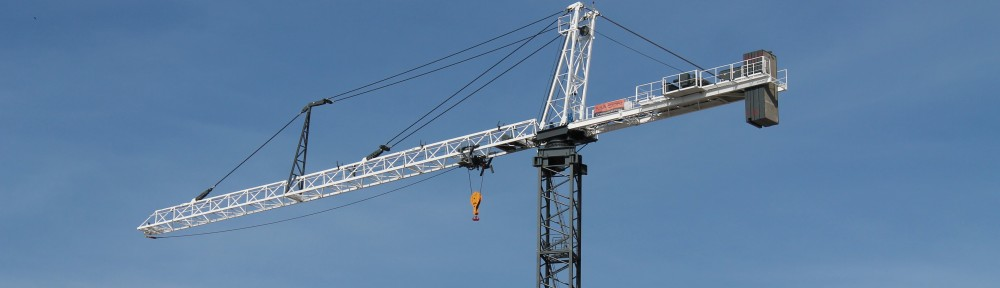 No. 508 tower crane