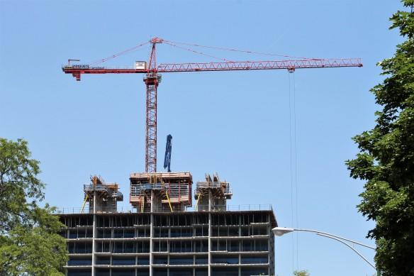 Tower Crane School : Tower cranes buildingupchicagodotcom