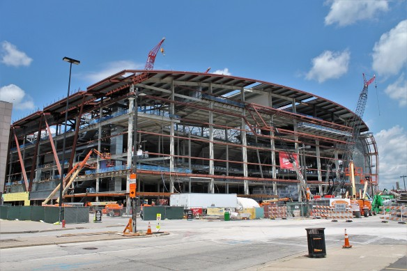 Milwaukee Bucks new arena