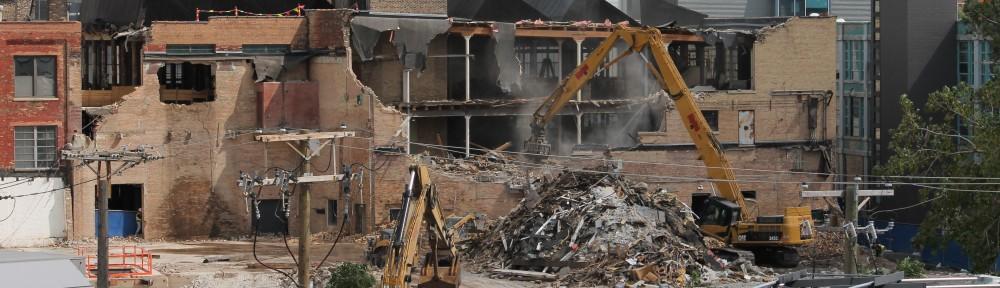 1450 North Dayton Demolition