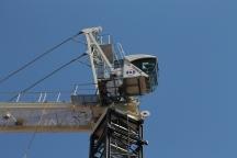 1407 On Michigan tower crane removal 4