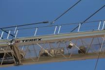 1407 On Michigan tower crane removal 5