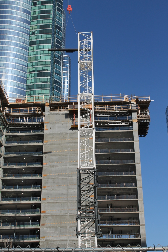 One Grant Park tower crane #2 10