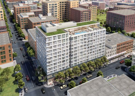 All renderings via bKL Architecture.
