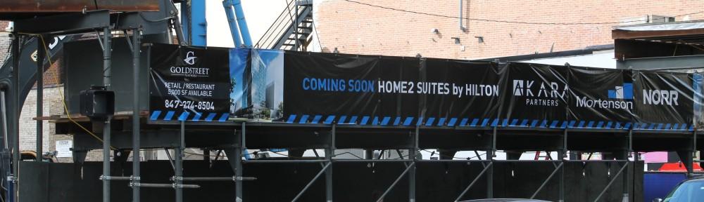 Home2 Suites by Hilton 110 West Huron