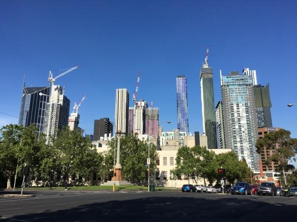 Melbourne construction