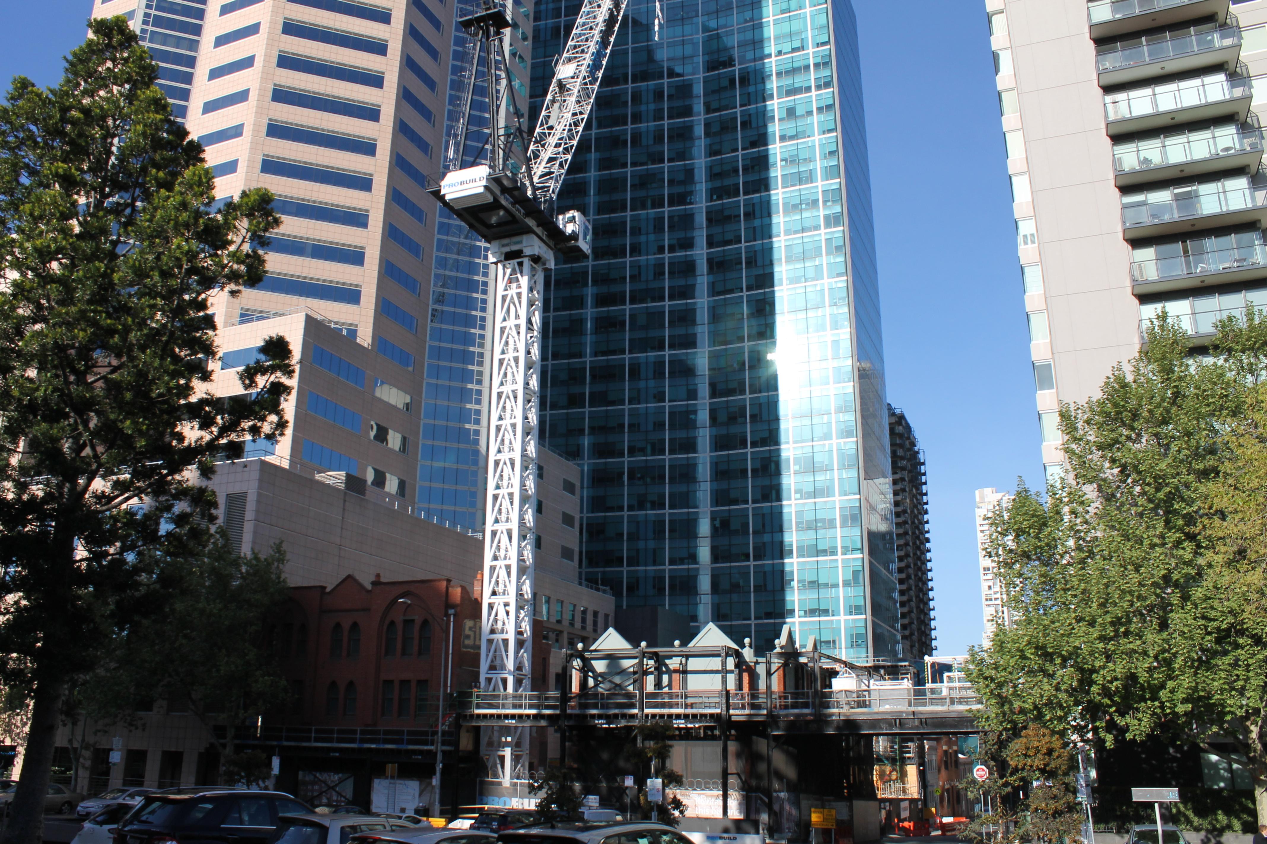 271 Spring Street Melbourne