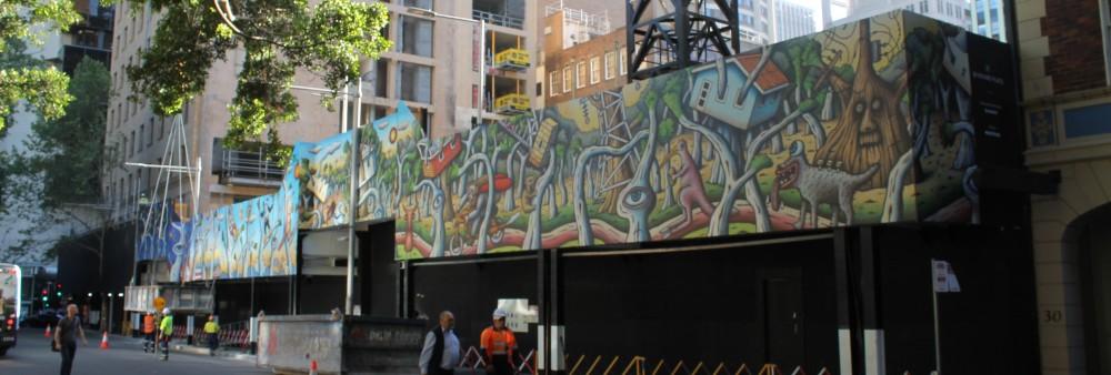 Wynyard Place Sydney