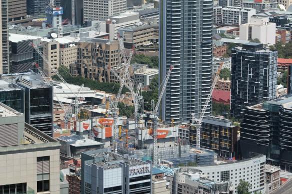 Cranes Without Context Sydney