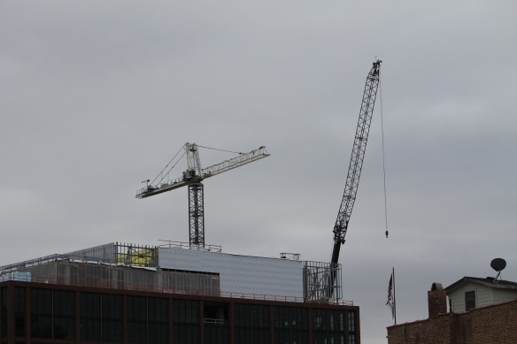 McDonald's West Crane removal