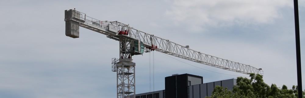 Cranes Without Context Leeds