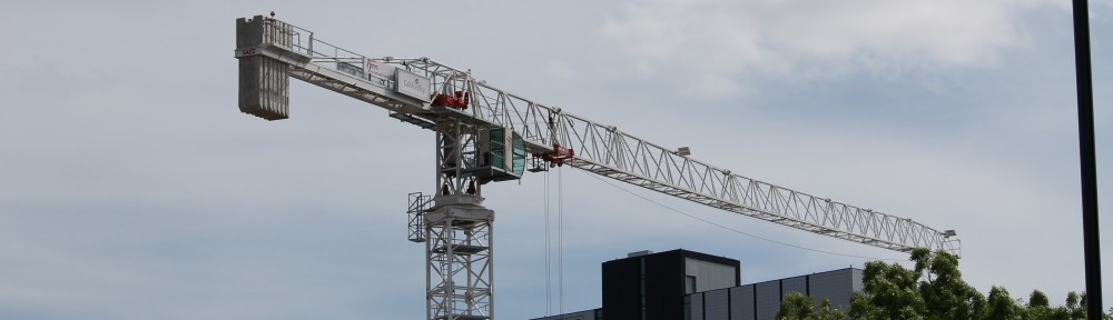 Cranes Without Context Leeds