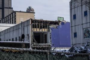 845 West Madison demolition