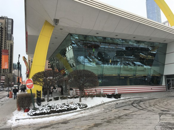 Rock and Roll McDonald's demolition