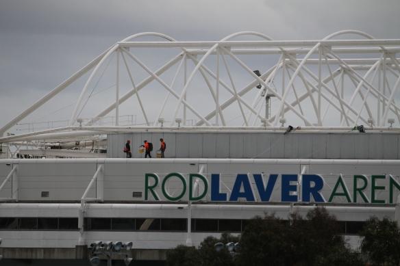 Rod Laver Arena October 2017