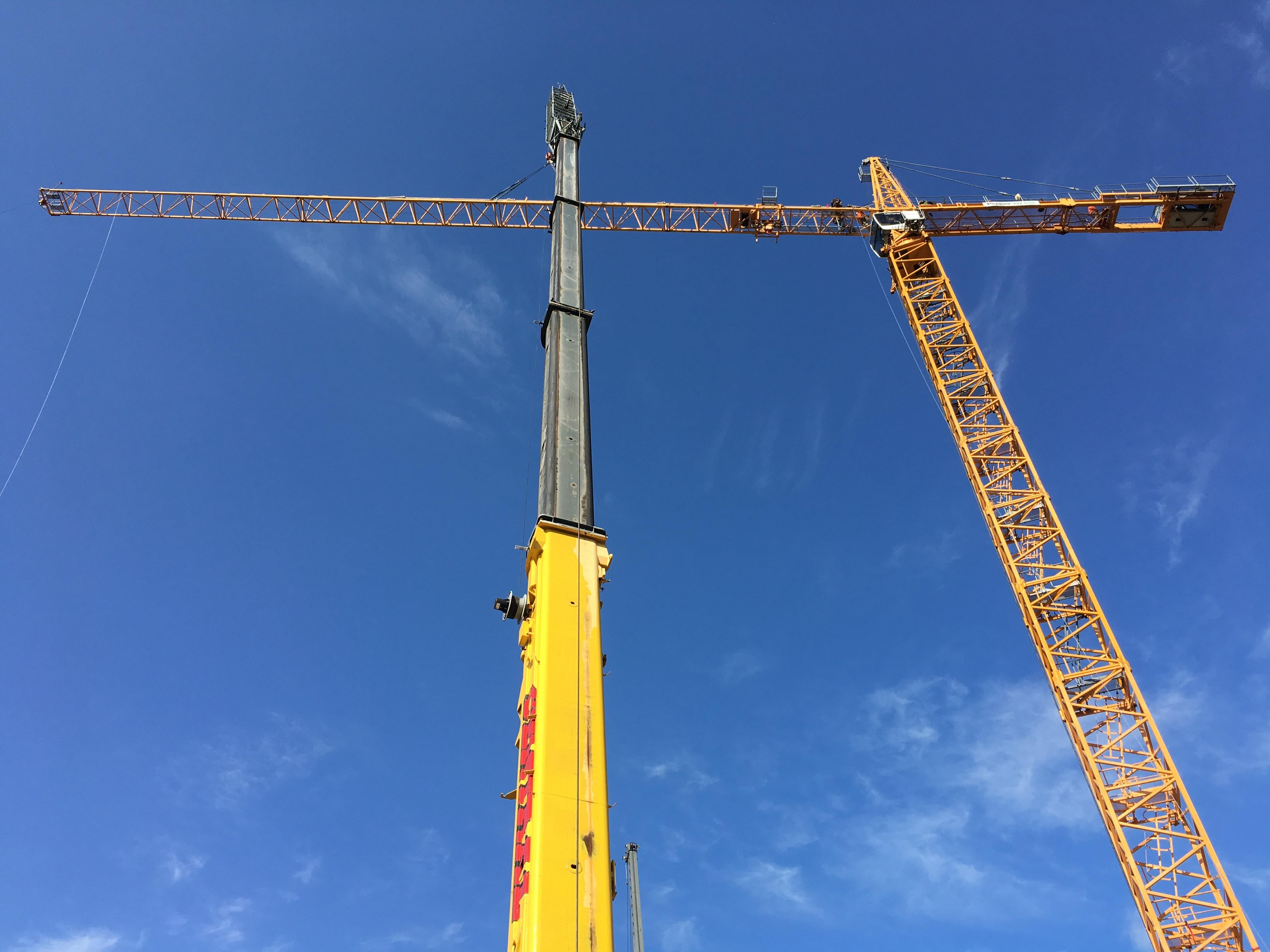UIC tower crane