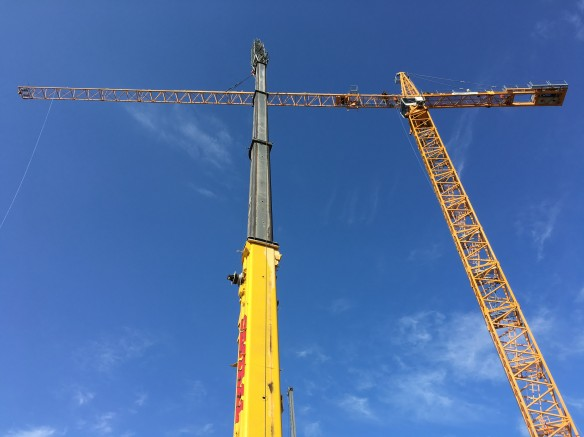UIC tower crane