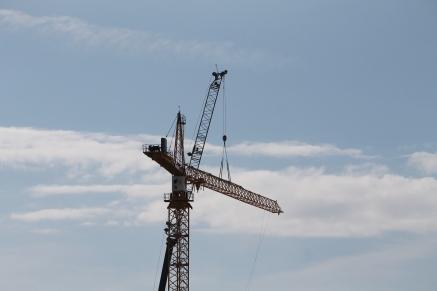 UIC Tower Crane 1